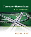 Computer Networking: A Top-Down Approach (6th Edition) [Hardcover]