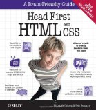 Head First HTML and CSS [Paperback]