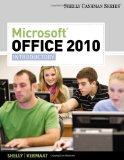 Microsoft Office 2010: Introductory (Shelly Cashman) [Student Edition] [Paperback]