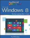 Teach Yourself VISUALLY Windows 8 (Teach Yourself VISUALLY (Tech)) [Paperback]