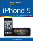 Teach Yourself VISUALLY iPhone 5 (Teach Yourself VISUALLY (Tech)) [Paperback]