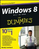 Windows 8 All-in-One For Dummies [Paperback]