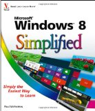 Windows 8 Simplified [Paperback]