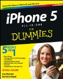 iPhone 5 All-in-One For Dummies (For Dummies (Computer/Tech)) [Paperback]