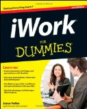 iWork For Dummies (For Dummies (Lifestyles Paperback)) [Paperback]